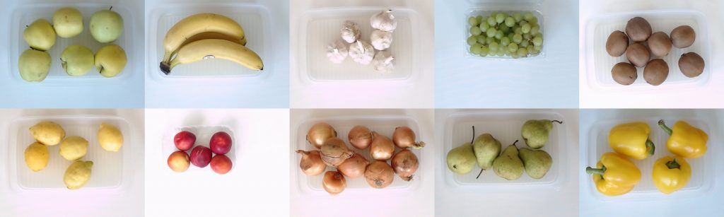 fruit classification deep learning