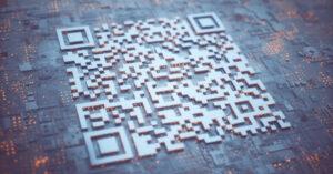Auswahl von QR- oder Data-Matrix-Code gegenüber Standardtext